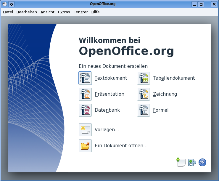 Brief Erstellen Open Office Openoffice Dokumente Mit Der
